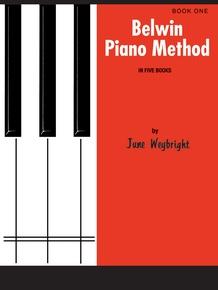Belwin Piano Method, Book 1