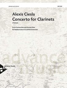 Concerto for Clarinets, First Movement: Fantasia