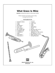 What Grace Is Mine