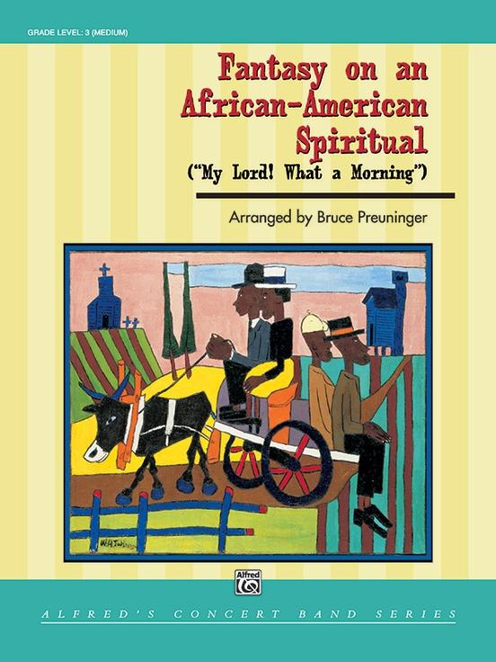 Fantasy on an African-American Spiritual