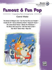Famous & Fun Pop, Book 4