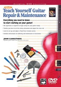 Alfred's Teach Yourself Guitar Repair & Maintenance
