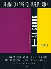 Creative Comping for Improvisation, Volume 2