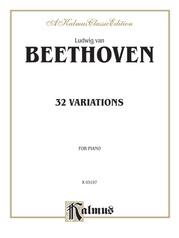 32 Variations