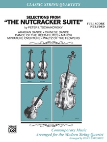 <I>The Nutcracker Suite,</I> Selections from