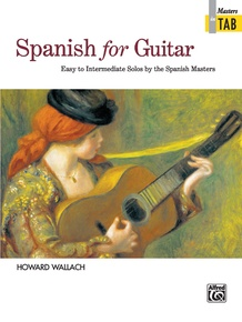 Spanish for Guitar: Masters in TAB