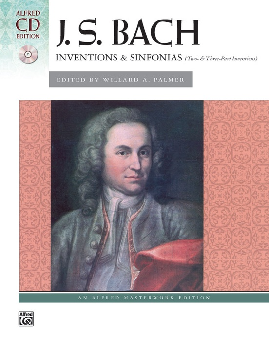 J. S. Bach: Inventions & Sinfonias (Two- & Three-Part Inventions)