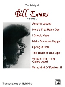 The Artistry of Bill Evans, Volume 2