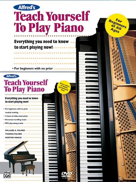 Teach Yourself to Play Piano (Book) (Teach Yourself Series)