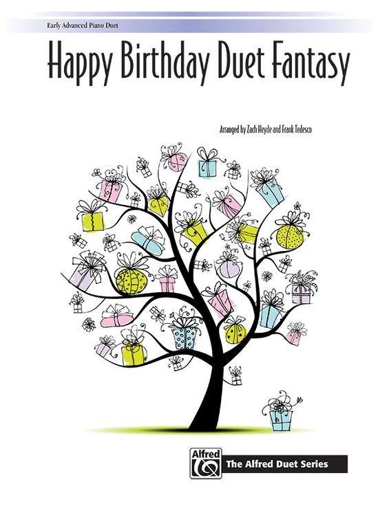 Happy Birthday Duet Fantasy