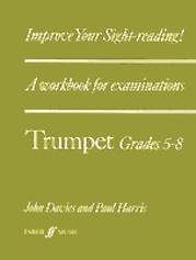 Improve Your Sight-Reading! Trumpet, Grade 5-8