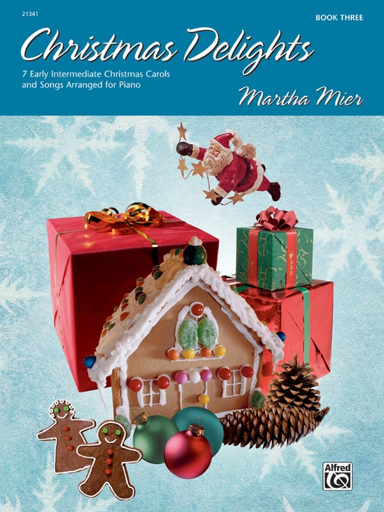Christmas Delights, Book 3