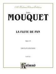 La Flute de Pan, Opus 15
