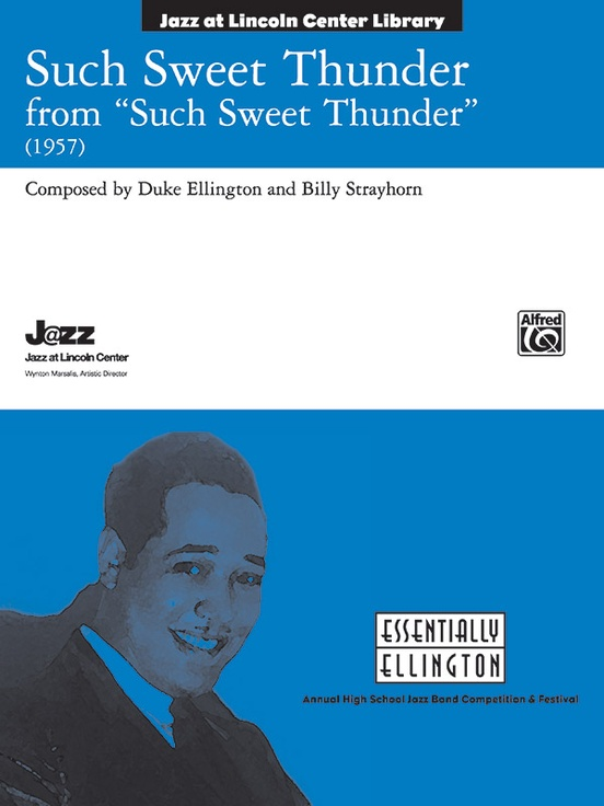 Such sweet thunder from such sweet thunder jazz ensemble such sweet thunder from such sweet thunder fandeluxe Document