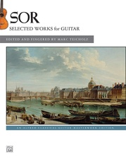 Sor: Selected Works for Guitar