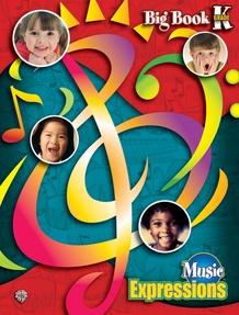Music Expressions™ Kindergarten: Big Book