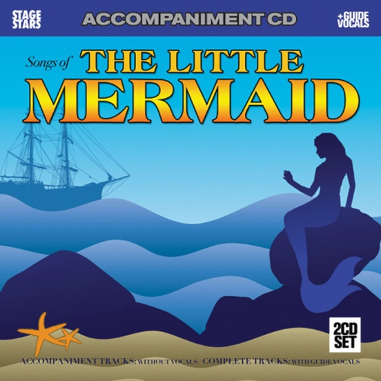 The Little Mermaid: Songs from the Broadway Musical