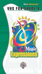 Music Expressions™ Grade 4: DVD & VHS Video