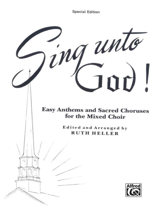 Sing Unto God! (Special Edition)