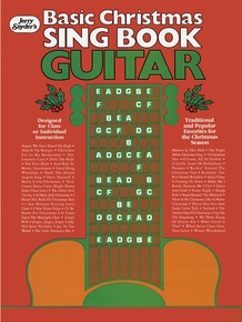 Basic Christmas Sing Book Guitar