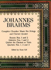 Chamber Music for Strings and Clarinet Quintet (Complete)