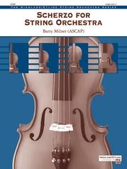 Scherzo for String Orchestra