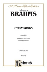 Gypsy Songs, Opus 103