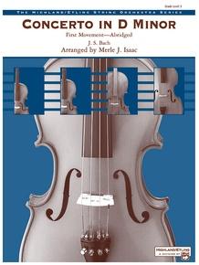 Concerto in D minor