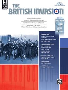 Piano Play-Along: The British Invasion