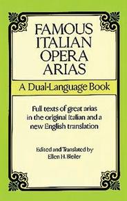 Famous Italian Opera Arias