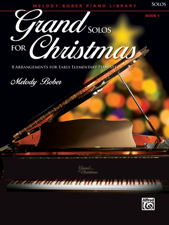 Grand Solos for Christmas, Book 1