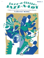 Jazz-a-Little, Jazz-a-Lot, Book 2