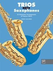Trios for Saxophones
