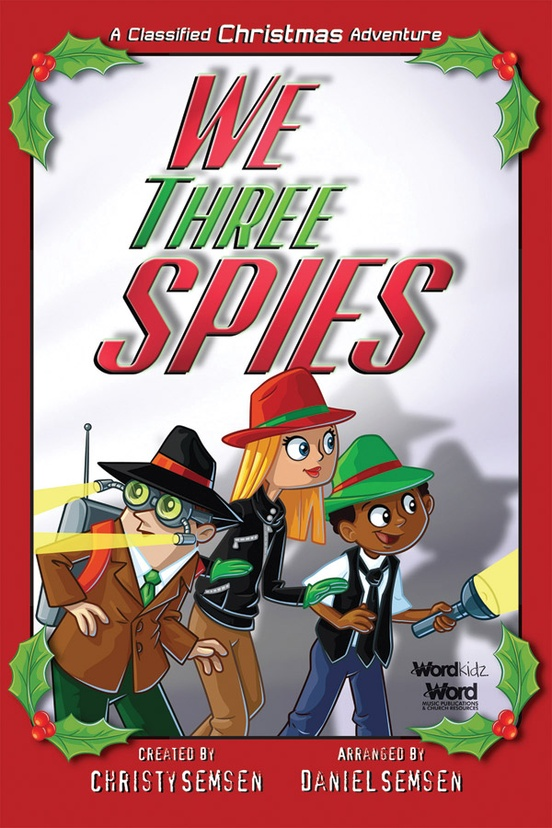 We Three Spies