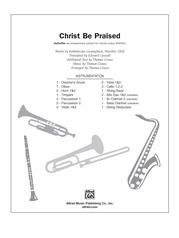 Christ Be Praised