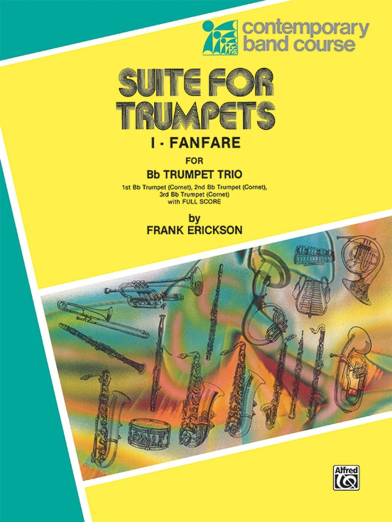 Suite for Trumpets, I. Fanfare