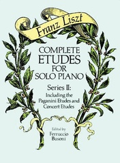 Complete Etudes for Solo Piano, Series II