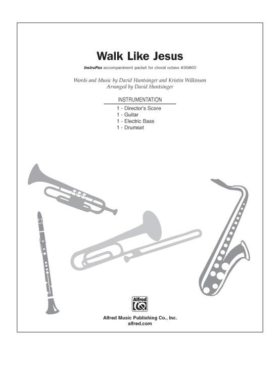 Walk Like Jesus