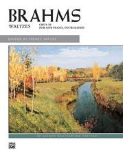 Brahms: Waltzes, Opus 39