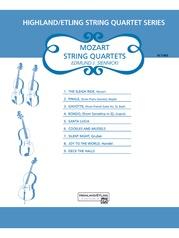 Highland/Etling String Quartet Series: Book 3