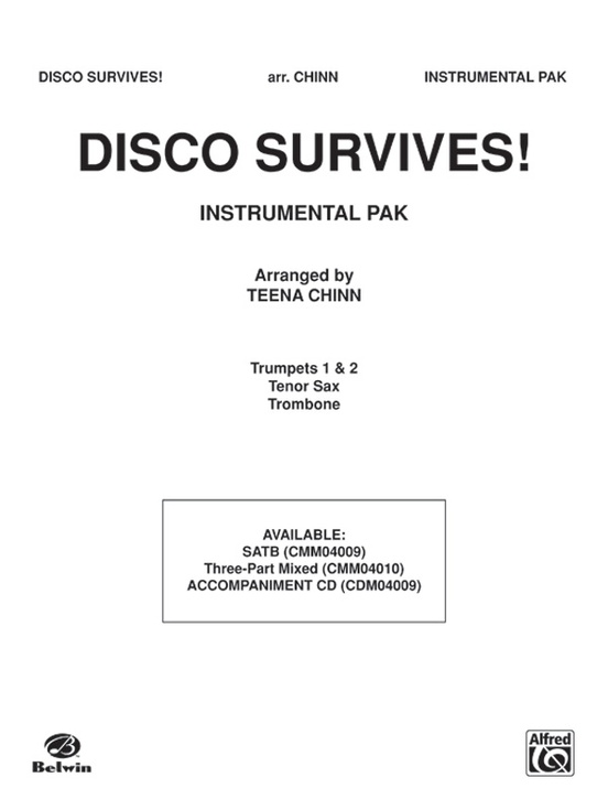 Disco Survives! (A Medley)