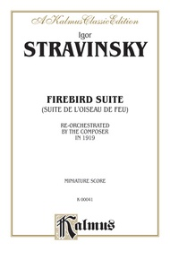 Firebird Suite (Suite de L'Oiseau de Feu)