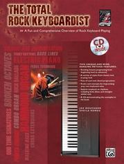 The Total Rock Keyboardist