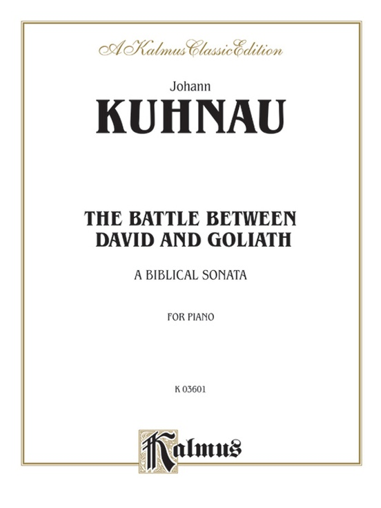 "Sonata: ""David and Goliath"""