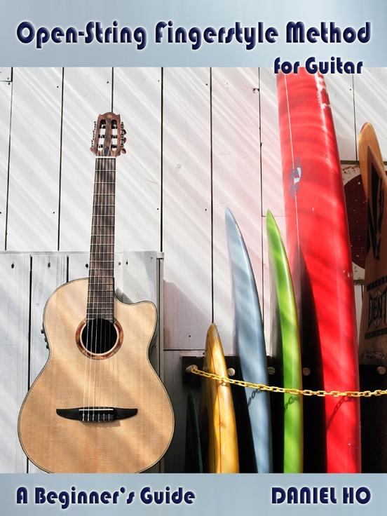 Open-String Fingerstyle Method for Guitar
