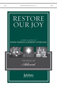 Restore Our Joy