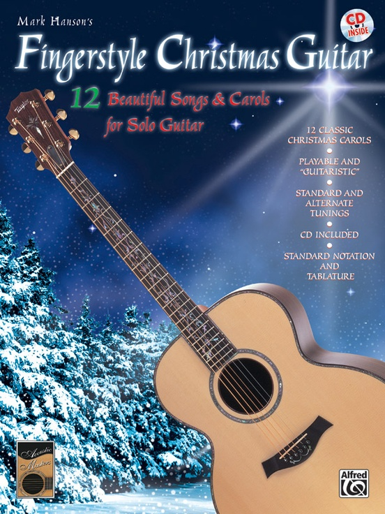 Fingerstyle Christmas Guitar
