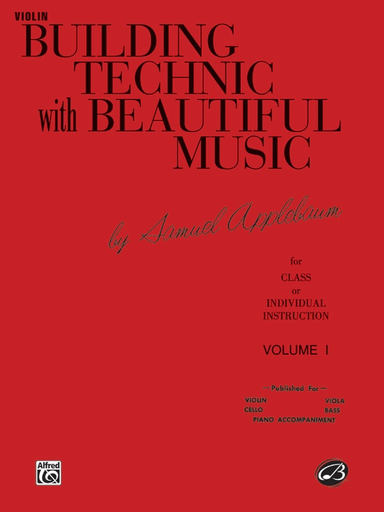 Building Technic With Beautiful Music, Book I