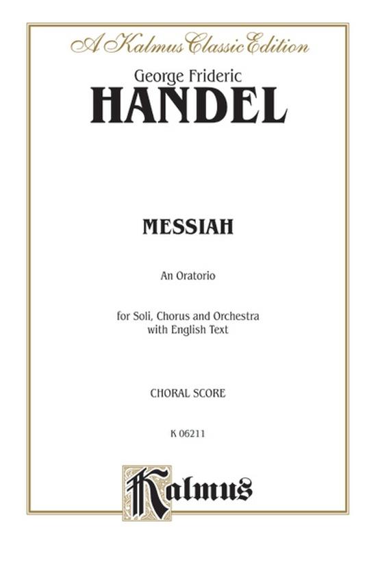 Messiah (1742)