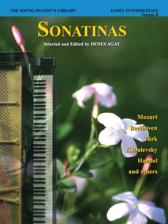 The Young Pianist's Library: Sonatinas for Piano, Book 2B
